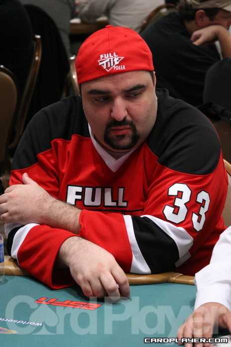 Ray Bitar at the World Series of Poker in 2006