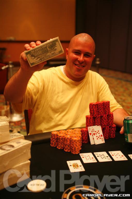 Matt Brady Wins the 2008 Aruba Poker Classic