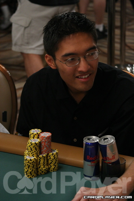 Huy Nguyen won the WSOPC Choctaw Main Event.