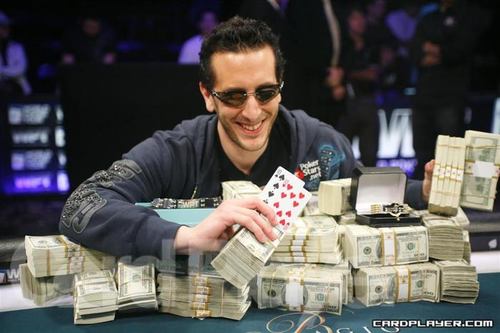 Bertrand Grospellier Wins the 2008 WPT Festa al Lago Classic