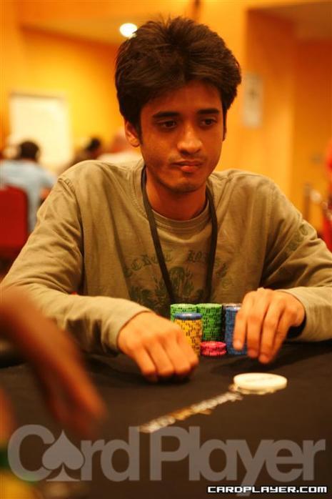 2008 Aruba Poker Classic - Day 2