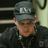 Noah Schwartz on Day 4 of the Borgata Poker Classic