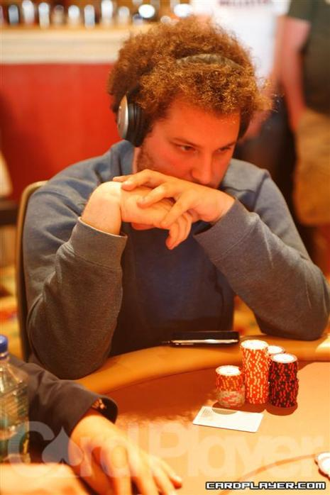 Scott Seiver leads the bounty count at the NAPT high roller shootout