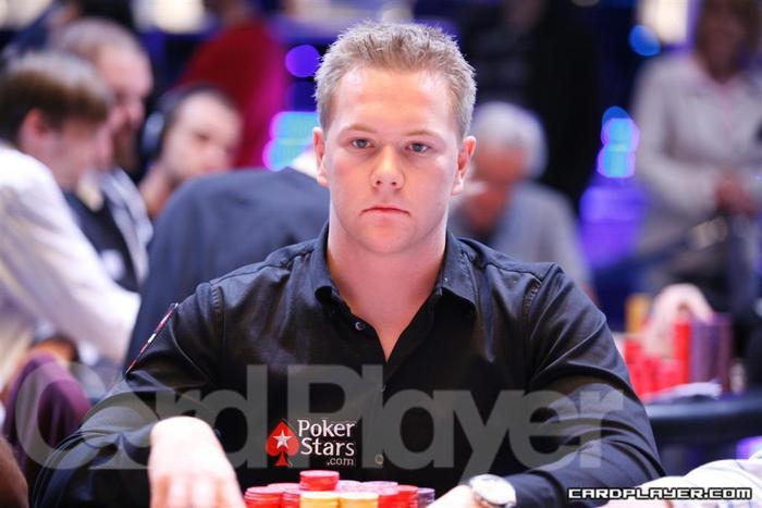 Team PokerStars pro Johannes Strassmann