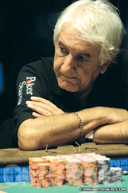 South African Poker Professional Raymond Rahme
