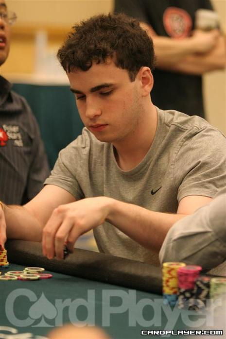 daniel kelly poker