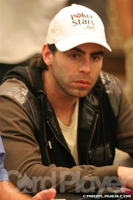 Olivier Busquet at 2009 PokerStars Caribbean Adventure