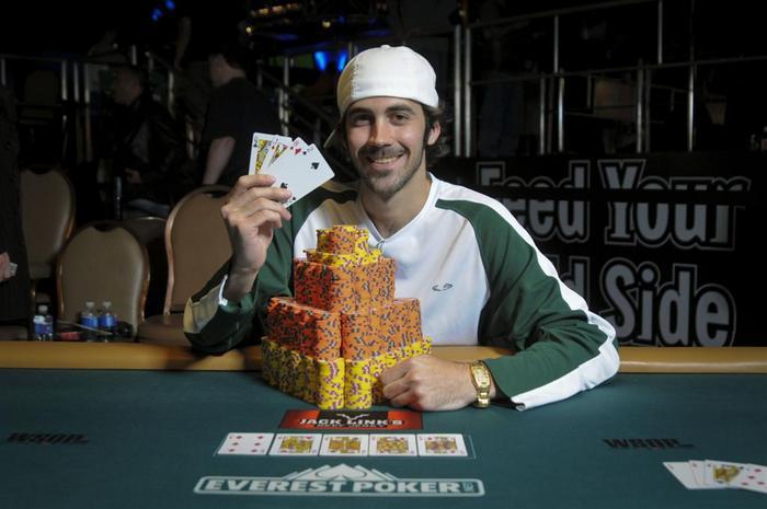 Jason Mercier Wins