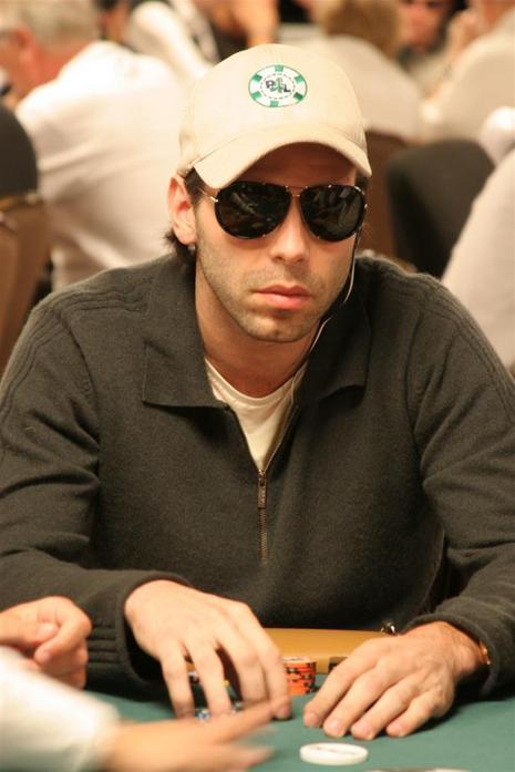 Olivier Busquet at 2009 WSOP