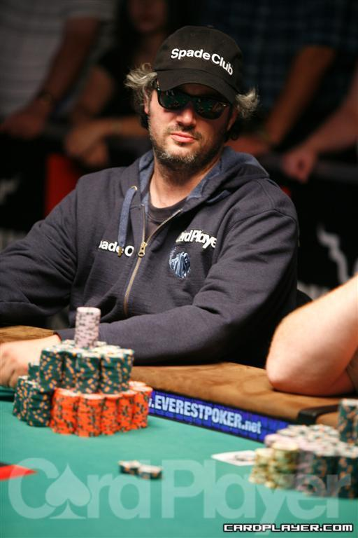 Jeff Shulman will enter the Main Event Final Table in Fourth Chip-Position