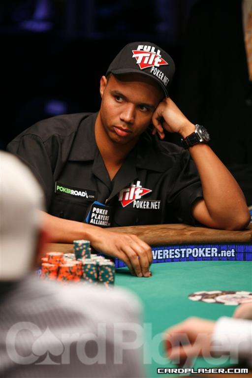Poker phil ivey tips to win online poker tournaments