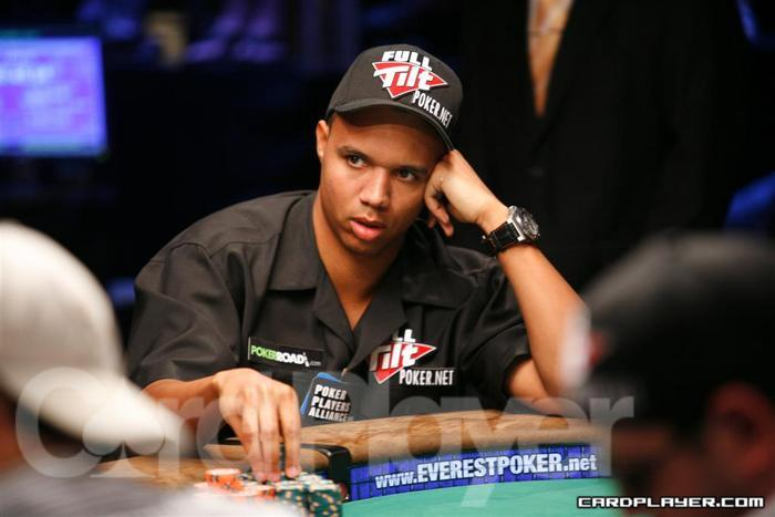 """7dd10b244e4 The Aria Hotel and Casino will open """"The Ivey Room"""" in honor of poker  professional Phil Ivey (pictured right) this weekend in Las Vegas."""