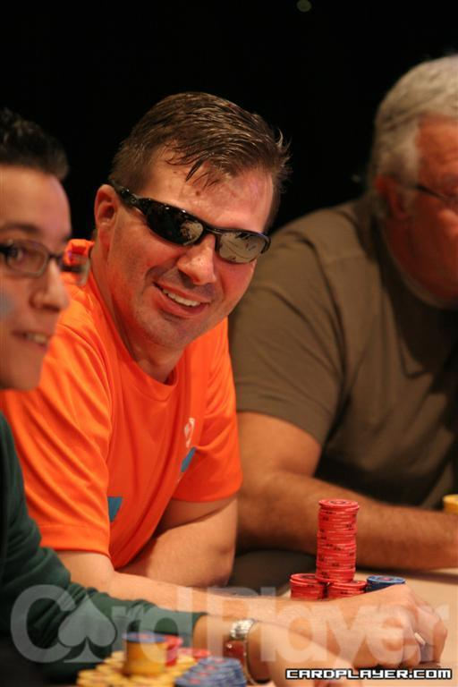 Cornel Cimpan Holds the Chip Lead heading into the Foxwoods Final Table