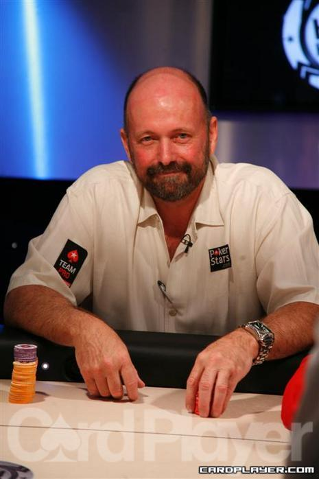 Dennis Phillips at the 2009 EPT London