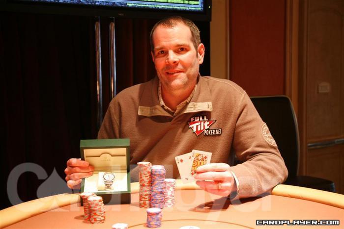 Howard Lederer Wins
