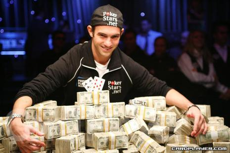 Joe Cada Wins the 2009 Main Event