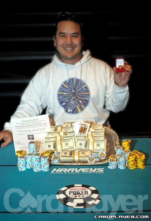 Matt Keikoan Wins the 2009 WSOP Circuit Championship Event at Harvey's Lake Tahoe