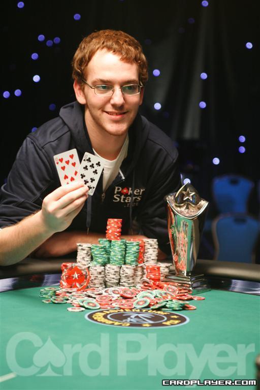 Harrison Gimbel Wins the 2009 PokerStars Caribbean Adventure