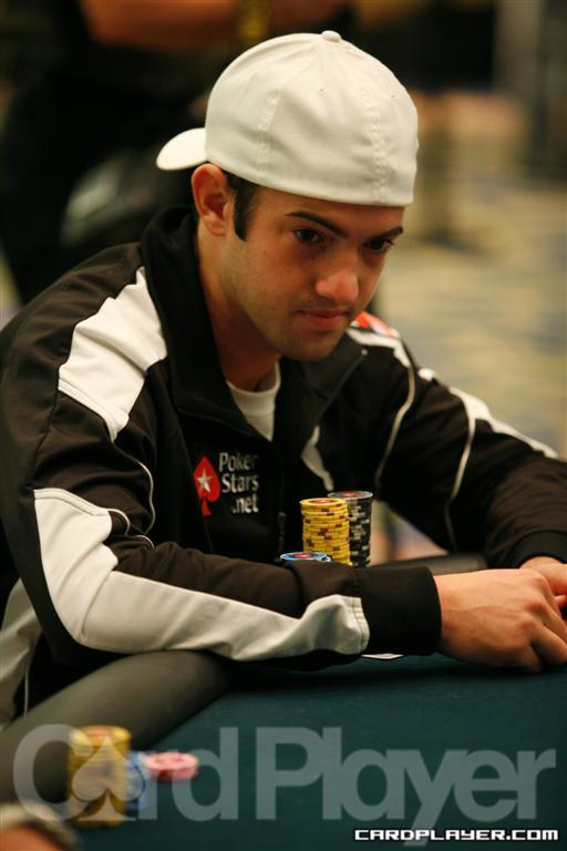 Joe Cada Busted in 13th Place and Missed the Final Table