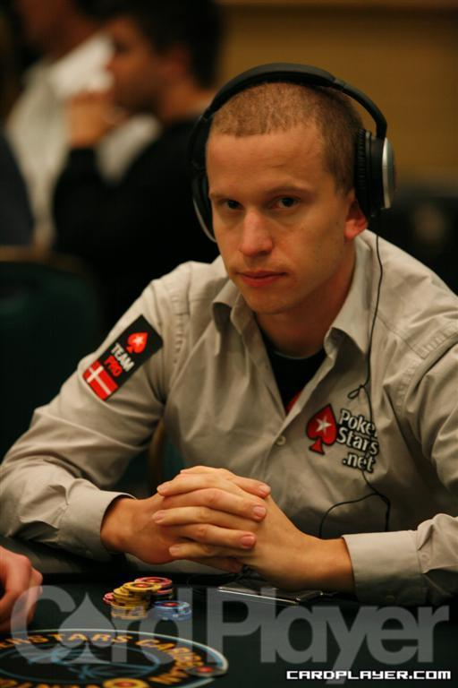 2008 WSOP Champion Peter Eastgate has returned to poker, and he's still alive going into Day 2 at EPT Copenhagen.