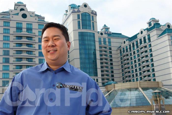 Bernard Lee at Foxwoods Casino