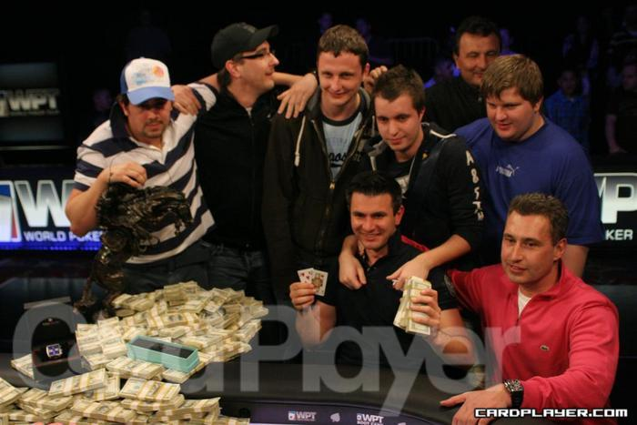 Andras Koroknai Wins the 2010 L.A. Poker Classic