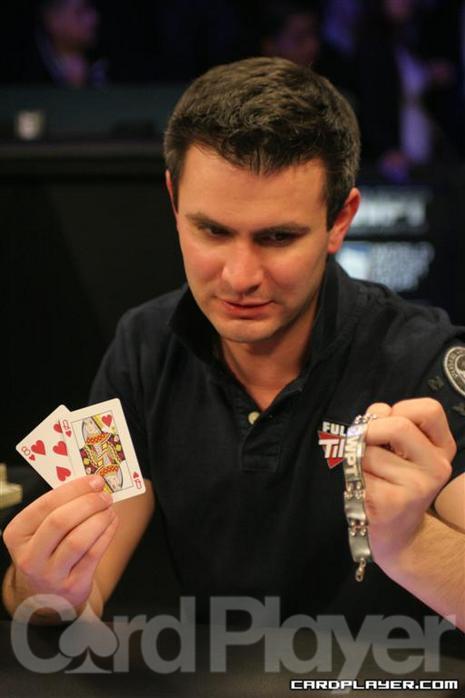 Andras Koroknai Won the 2010 WPT L.A. Poker Classic.