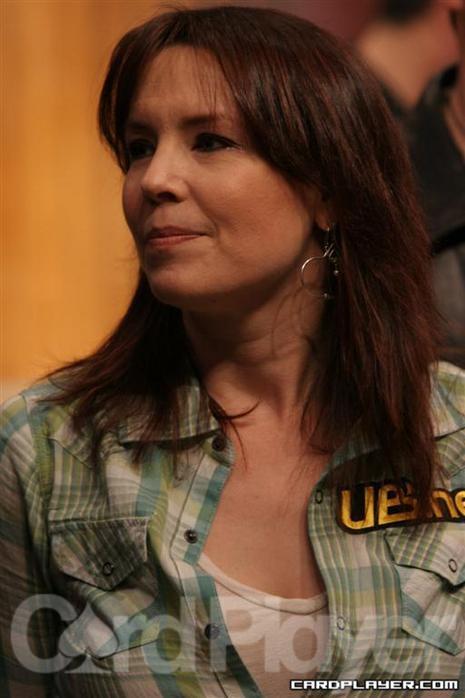 Annie Duke in 2010