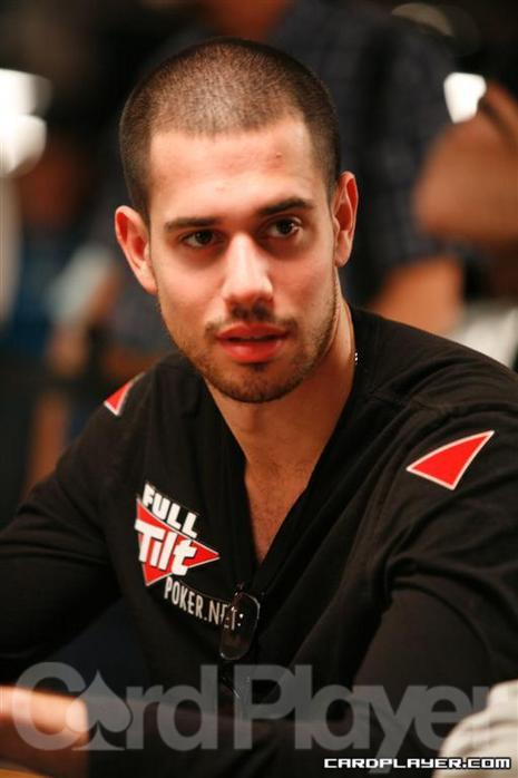 Nick Schulman at the 50K Players Championship this past summer