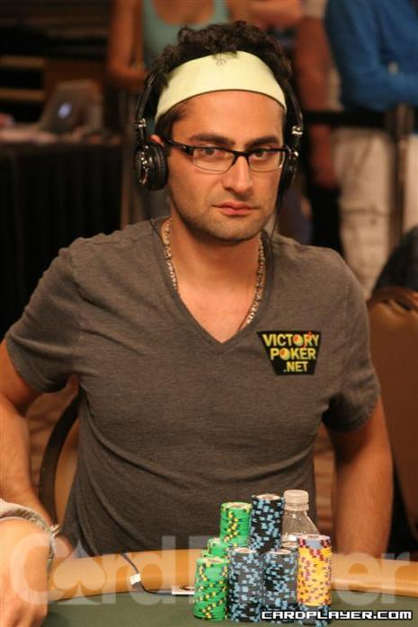 Antonio Esfandiari