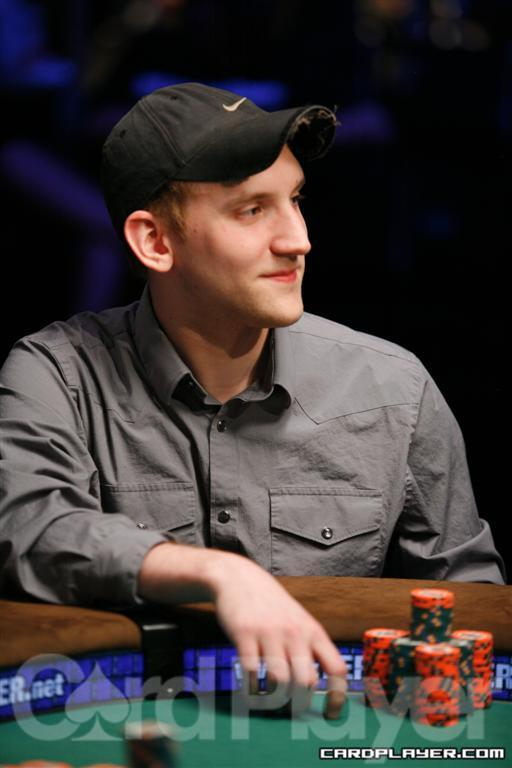 Somerville has finished 2rd, 3rd, 4th, and 5th in WSOP events