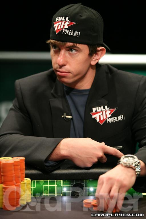 Shannon Shorr is Second in Chips after Day 2