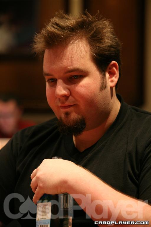 Chris DeMaci will not make another Final Table here at The Bike