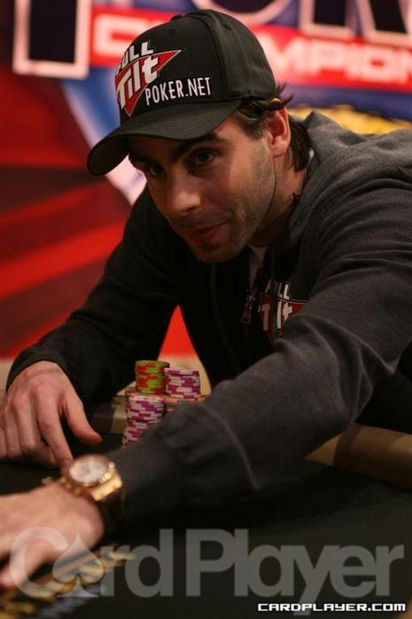 Olivier Busquet at 2011 NBC National Heads Up Poker Championship