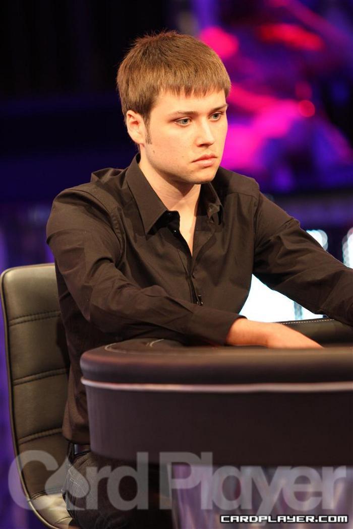 Yevgeniy Timoshenko