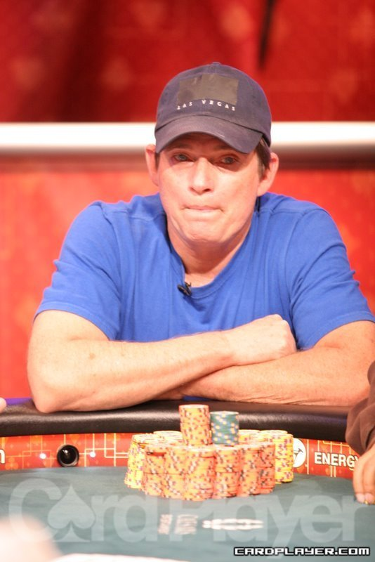 Barnhart at 2011 WSOP Main Event