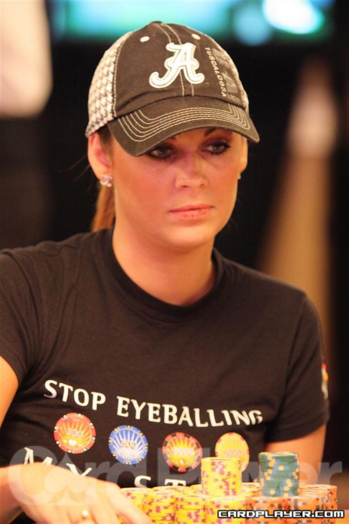 Claudia Crawford Live Updates Poker Player