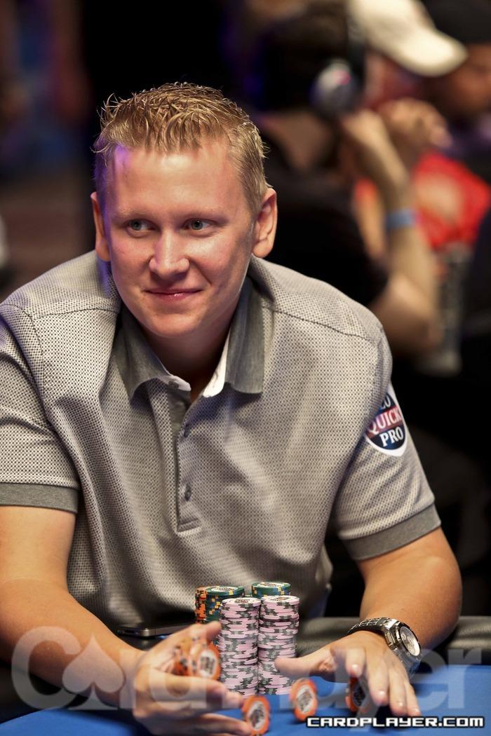 Poker actor