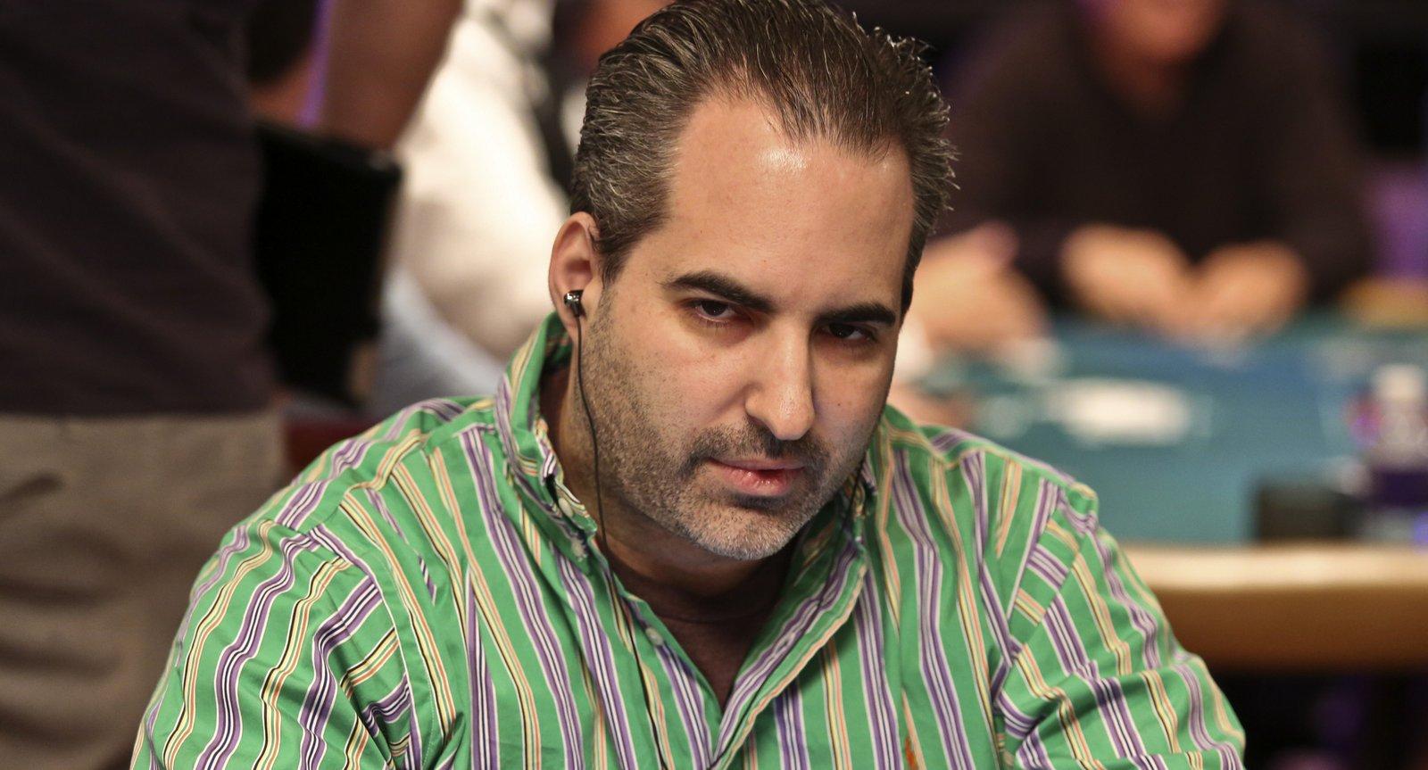 Matthew Glantz - Poker Player