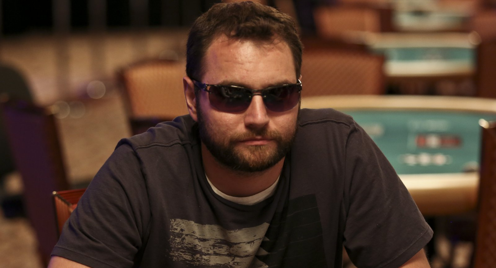 Tom Chambers Poker Player