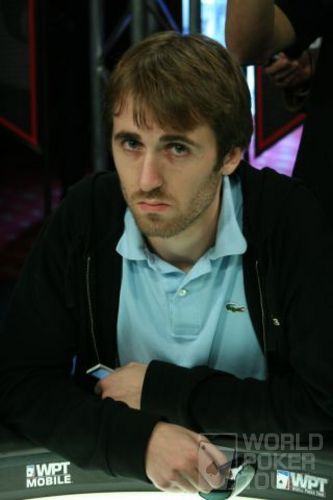 Second in chips Ludovic Lacay