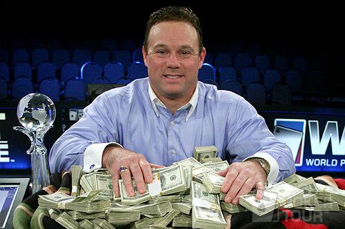 Michael Vela - Winner of 2007 World Poker Finals