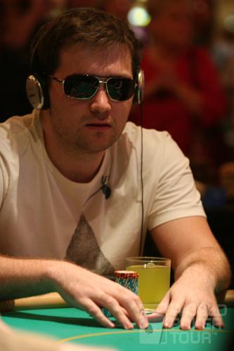 Eugene Katchalov on Day 5