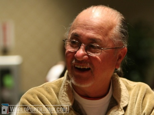 Natale Kuey at the 2008 Foxwoods Poker Classic