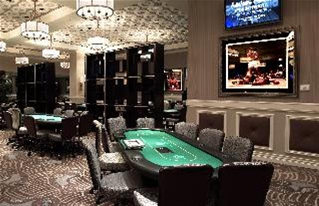 Strip Poker: Caesars Palace Poker Room on CPTV - Poker News