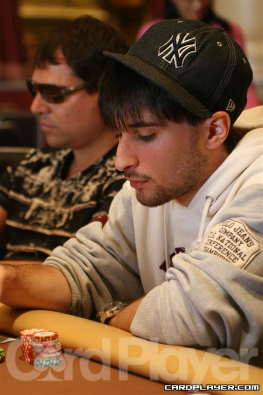 Alex Kamberis successfully argued for $110,000 more in the WCOOP.