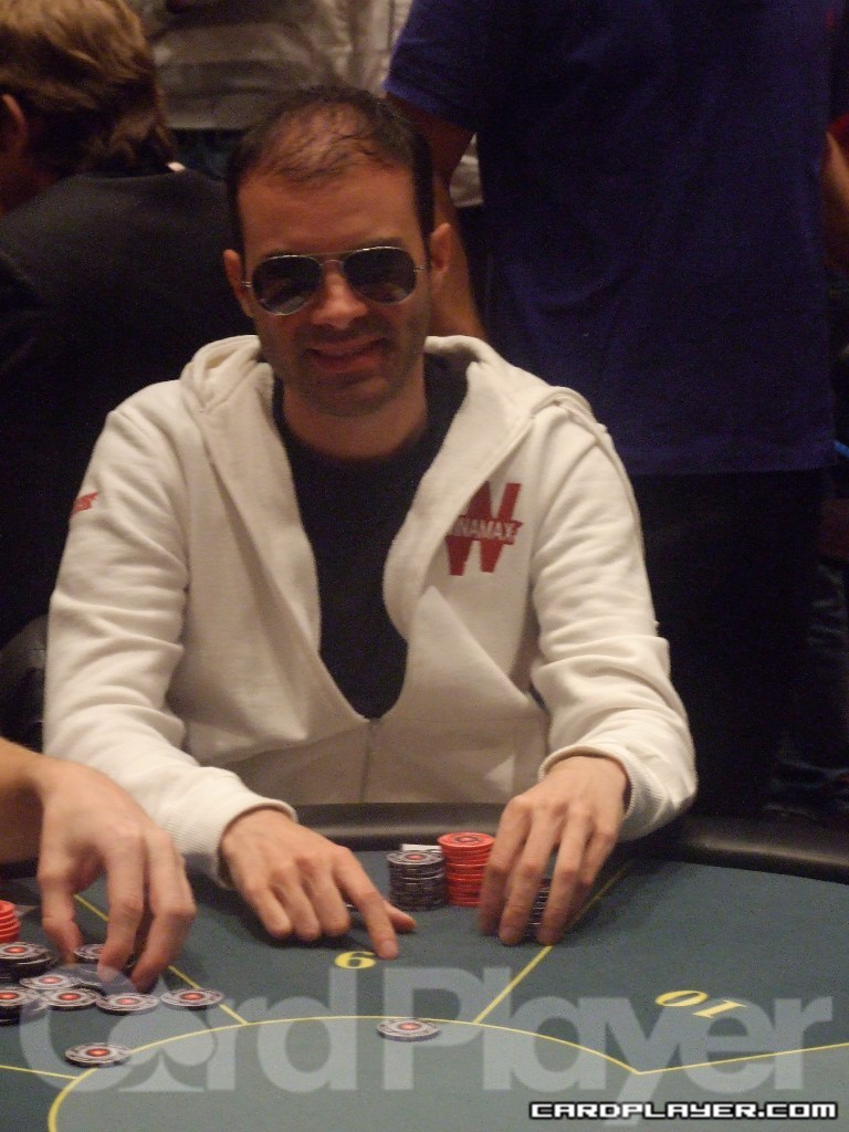 Arnaud Mattern busts from EPT Dortmund early