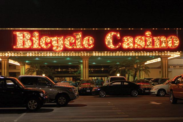 Bicycle Casino hosts Ho-Ho Hold'em tournament series
