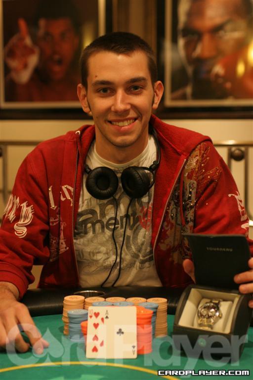 Blake Cahail Wins