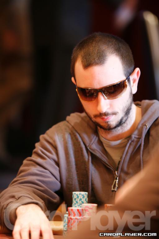 Brian Rast at the 2009 WPT Championship